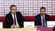 METIN OKTAY TESISLERI - Galatasaray Tekerlekli Sandalye Basketbol Takımı'na İsim Sponsoru