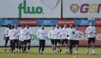 METİN OKTAY - Galatasaray, Yeni Malatyaspor Maçı Hazırlıklarını Sürdürdü