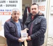 Gazeteci Tuna İşleyen'in 'Sülye'den Günlüce'ye' İsimli Kitabı Çıktı