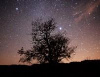 METEOR YAĞMURU - Geminid (İkizler) meteor yağmuru gerçekleşti