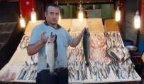YASAKLAR - Havalar Soğudu, Balık Fiyatları İki Kat Arttı