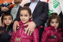 ATALAN - Irak'ta DEAŞ'ın Kaçırdığı 3 Ezidi Çocuk Suriye'de Bulunarak Gaziantep'e Getirildi