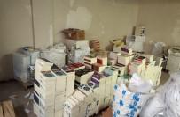 KORSAN KİTAP - İstanbul'da Milyon Liralık Korsan Kitap Operasyonu