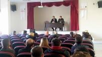İSTİŞARE TOPLANTISI - Kahta'da Kültürel Faaliyetler Toplantısı Yapıldı