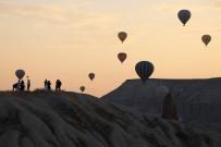 BAKIM MERKEZİ - Kapadokya Bölgesini 11 Ayda 2 Milyon 100 Bin Turist Ziyaret Etti