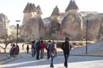 BAKIM MERKEZİ - Kapadokya'ya 11 Ayda 2 Milyon 100 Bin Turist Geldi