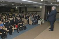 GÜVENLİK GÖREVLİSİ - Karaman'da Polis Ve Özel Güvenlik Görevlilerinin İşbirliğine Yönelik Bilgilendirme Toplantısı