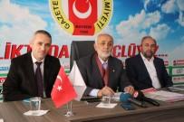 ORANTISIZ GÜÇ - Kayseri Gönüllü Kültür Kuruluşları Platformu Başkanı Ahmet Taş Açıklaması