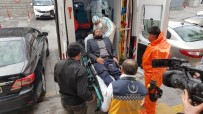SURİYE - 'Kimyasal Saldırıya Uğradım' Diyen Suriyelinin Kontrolleri Tamamlandı