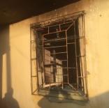 PATLAMA SESİ - Kiracı, Ev Sahibine Kızıp Oturduğu Evi Ateşe Verdi