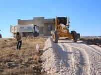 BALLıCA - Kırsaldaki Vatandaşlar Yol Çalışmalarından Memnun