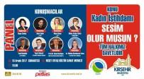 KADIN İSTİHDAMI - Kırşehir'de Kadın İstihdamı Paneli Düzenlenecek