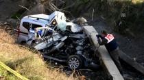 Manisa'da Ehliyetsiz Sürücünün Kullandığı Araç Su Kanalına Düştü Açıklaması 2 Ölü