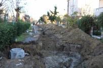 YAZ MEVSİMİ - Marmaraereğlisi'nde Yol Yapım Çalışmaları