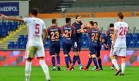 ABDULLAH YıLMAZ - Başakşehir güle oynaya son 16'da!