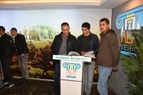 GÖKHAN KARAÇOBAN - Mehmetçiklerden Şehitlik Anıtı Ve Müzeye Ziyaret