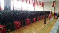 YıLMAZ ŞIMŞEK - Niğde'de 763 Özel Hareket Polisi Mezun Oldu
