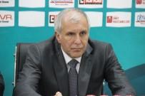 BASKETBOL MAÇI - Obradovic Açıklaması 'Maçı Kazanmak İçin Savaştık'