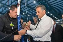 OSMAN KAYMAK - Okçuluk Federasyon Kupası Başladı