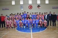 TERTIP KOMITESI - Okullar Arası Yıldızlar Basketbol Müsabakaları Sona Erdi