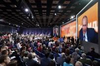 PYONGYANG - Putin, ' Rusya, ABD Yaptırımlar Listesinde Kuzey Kore İle Aynı Yerde'