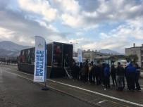 İŞGAL GİRİŞİMİ - Sanal Gerçeklik Tırını Bin 200 Genç Ziyaret Etti