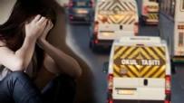 CİNSEL TACİZ DAVASI - Okul servisi şoföründen üç öğrenciye iğrenç taciz! Direnen kız öğrencinin kafasını ısırdı