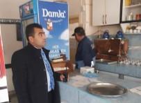 YANGIN TÜPÜ - Sungurlu'da Kahvehaneler Denetlendi