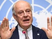 SURİYE - Suriye konulu Cenevre 8 görüşmeleri başarısızlıkla sonuçlandı