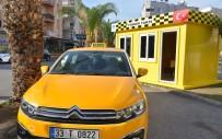 TAKSİ DURAKLARI - Taksicilerin Yeni Durakları Belediyeden