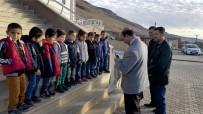 TARıM SIGORTALARı HAVUZU - TARSİM'den Bağbaşı İlkokuluna Kırtasiye Yardımı
