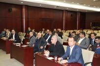 ELZEM - Taşeron Şirketlerin Sorunları GTO'da Masaya Yatırıldı