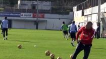 JAN DURICA - Trabzonspor, Bursaspor Maçı Hazırlıklarını Sürdürdü
