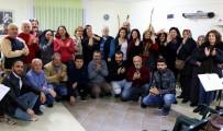 SANAT MÜZİĞİ - Türk Halk Müziği Korosu Konser Hazırlığında