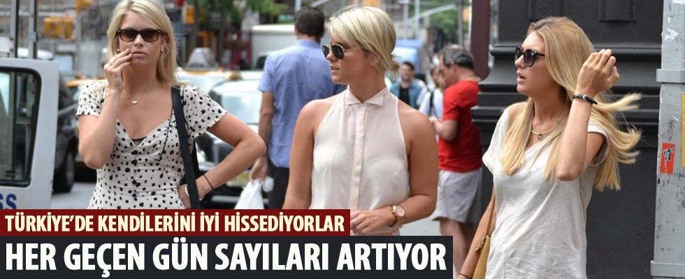 Türkiye'yi ziyaret eden Ukraynalı turist sayısında rekor