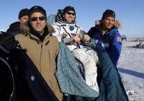 SOYUZ - Uluslararası Uzay İstasyonunda 5 Ay Kalan Astronotlar Dünyaya Döndü