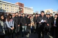 KULÜPLER BİRLİĞİ - Üniversite Öğrencilerinden Kudüs İçin Ortak Bildiri