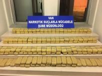 EMNIYET MÜDÜRLÜĞÜ - Van'da 81 Kilo Eroin Ele Geçirildi