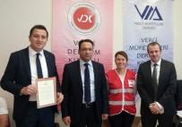 BRONZ MADALYA - Vergi Müfettişleri Kan Bağışında Bulundu