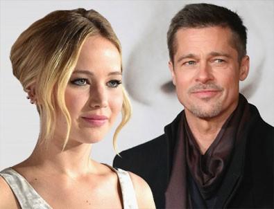 Brad Pitt'in yeni aşkı