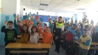 YAYA GEÇİDİ - Afyonkarahisar'da 2 Bin 698 Öğrenciye Trafik Eğitimi Verildi