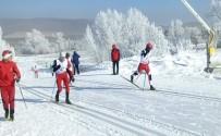 KANDILLI - Ağrılı Kayakçılar Sezona 11 Madalya İle Başladılar