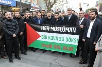 HASAN ŞAHIN - AK Parti Gençlik Kollarından Kudüs Tepkisi