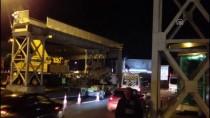 METRO DURAĞI - Altunizade Kavşağı'ndaki Yaya Üst Geçitleri Kaldırılıyor