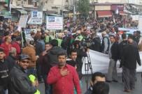 İSLAM ÜLKELERİ - Amman'da Kudüs'e Destek, Trump'a Protesto Gösterisi