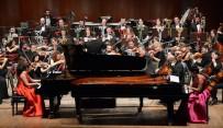 ANADOLU ÜNIVERSITESI - Anadolu Üniversitesi Devlet Konservatuvarından ''Yeni Yıl Konseri''