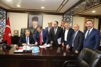 Artvin'de Sosyal Denge Sözleşmesi İmzalandı