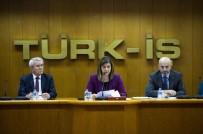 ÇALIŞMA BAKANLIĞI - Asgari Ücret Tespit Komisyonu İkinci Kez Toplandı