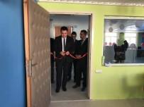 MEHMET ÖZCAN - Bahçesaray'da 'Z Kütüphane' Açılışı
