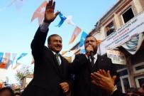 KOCA SEYİT - Bakan Eroğlu Açıklaması 'Sizin Alın Teriniz Vergilerin Yüzde 86'Sı Eski Türkiye'de Faiz Lobisi Tarafından Alınıyordu'